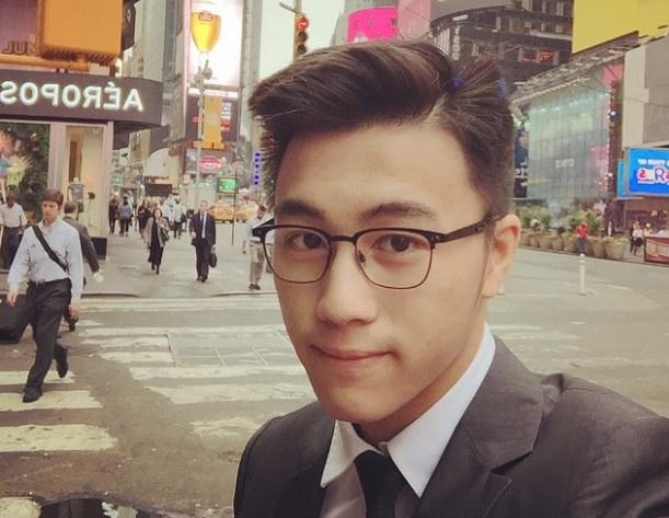 Con trai vua song bac Macau: Dep trai, gioi Toan hinh anh 1
