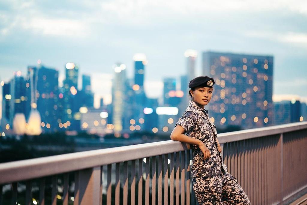 Tu ky su 9X cua hai quan Singapore den nguoi mau noi tieng hinh anh 4