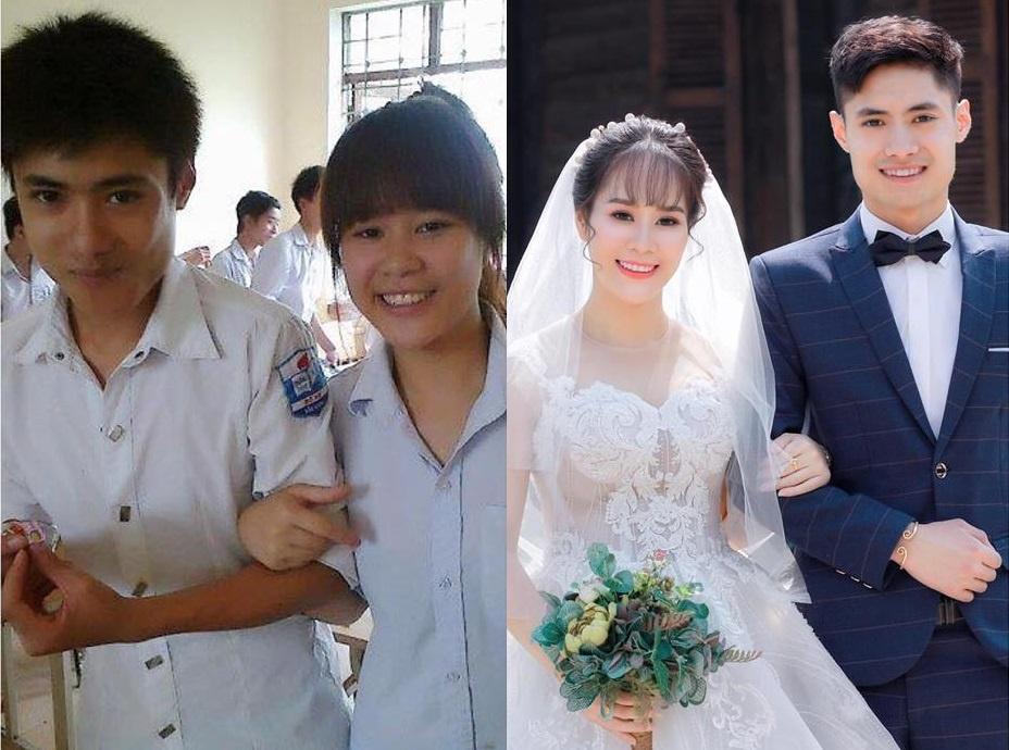 Đôi trẻ Bắc Giang yêu nhau từ năm 17 tuổi, đã về chung nhà sau 7 năm.