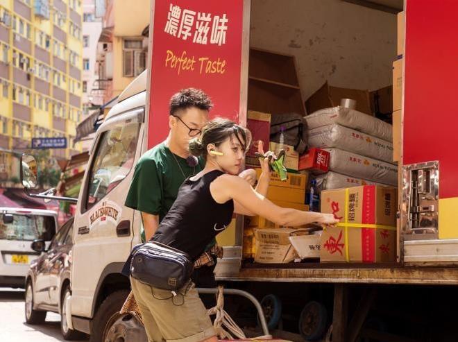 'Hot girl boc vac' Hong Kong: Da lam nghe 10 nam, tu choi vao showbiz hinh anh 2