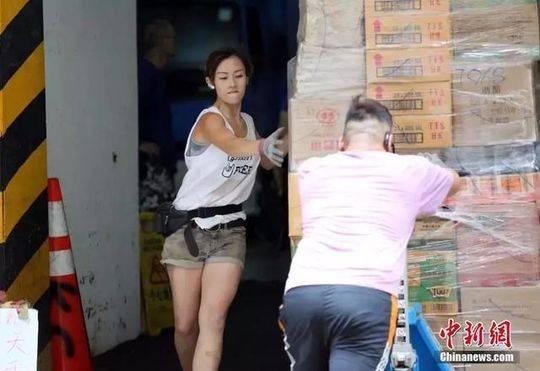'Hot girl boc vac' Hong Kong: Da lam nghe 10 nam, tu choi vao showbiz hinh anh 5