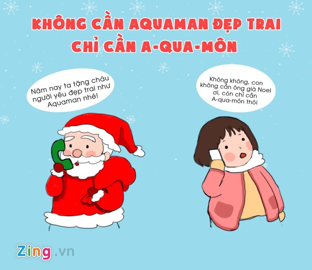 dieu uoc Giang Sinh anh 1
