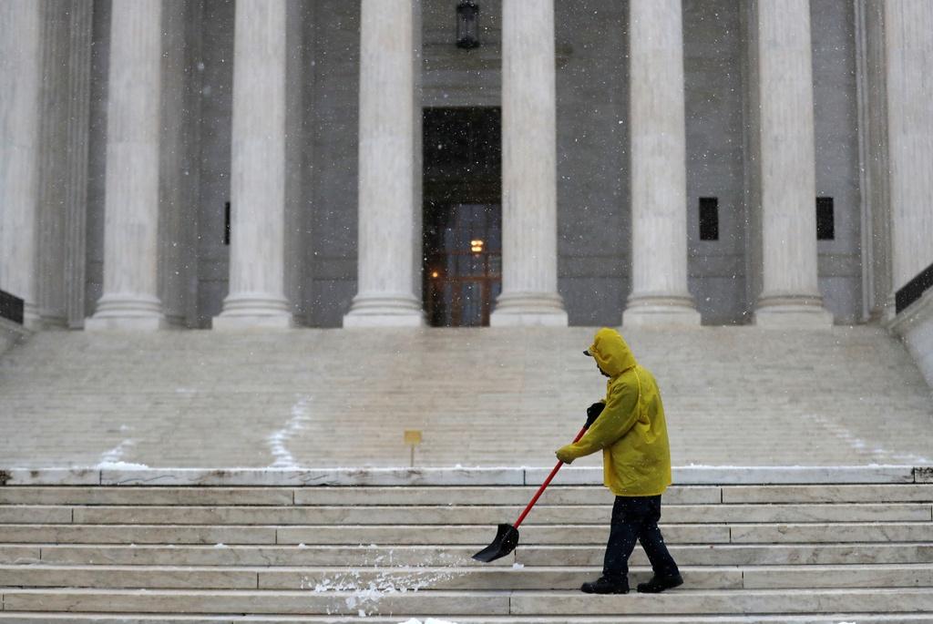 Washington D.C. don dot tuyet dau mua lon nhat trong 30 nam hinh anh 8