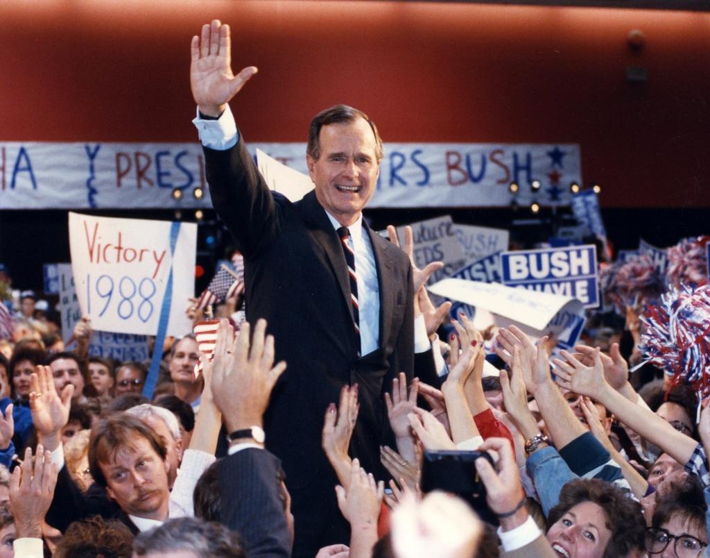 Cuoc doi cua George Herbert Walker Bush anh 7