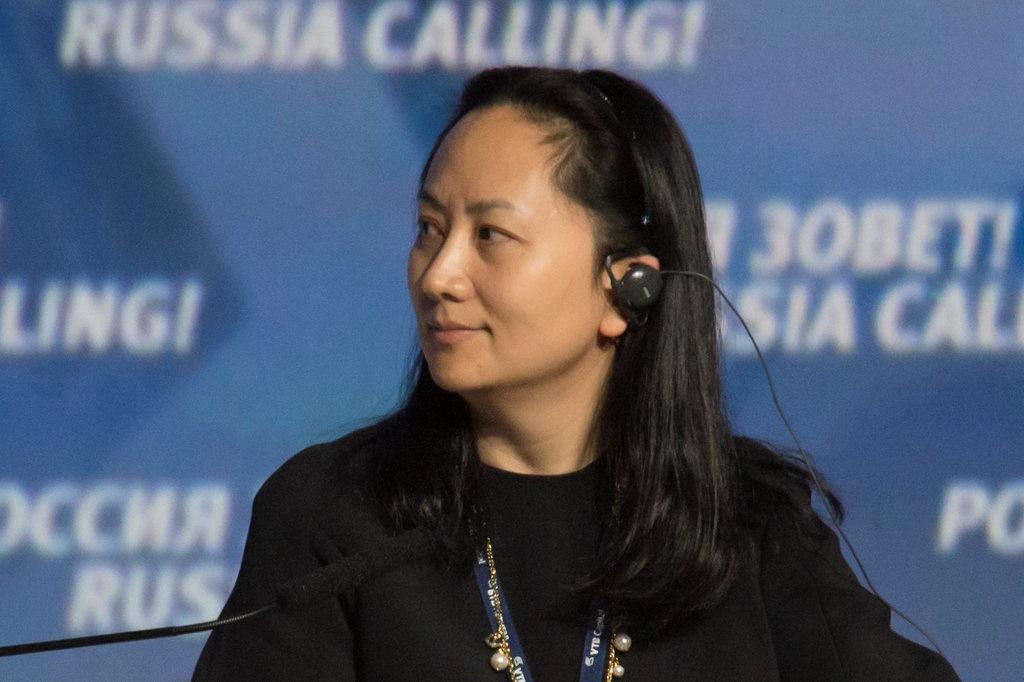 'Cong chua Huawei' tai ngoai voi 7,5 trieu USD, Trump co the can thiep hinh anh 1