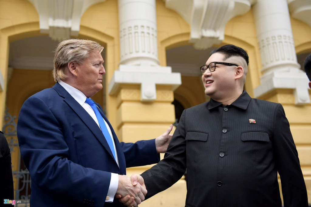 chan dung nguoi dong gia ong Kim Jong Un anh 1