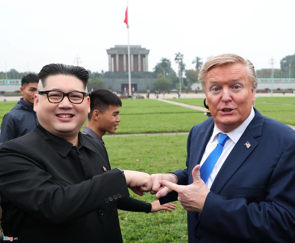 chan dung nguoi dong gia ong Kim Jong Un anh 3