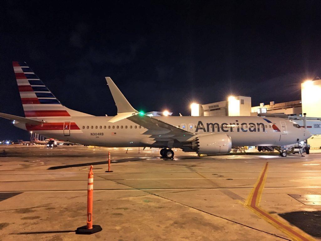 Trai nghiem tren chuyen bay Boeing 737 Max cuoi cung truoc khi bi cam hinh anh 3