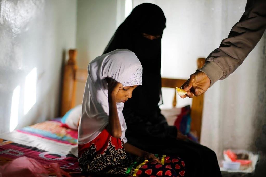 Nan doi de doa su song tai Yemen sau 4 nam noi chien hinh anh 2