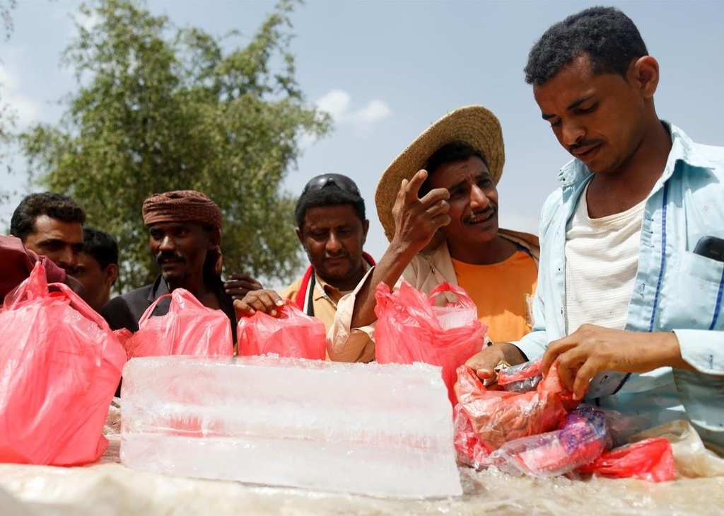 Nan doi de doa su song tai Yemen sau 4 nam noi chien hinh anh 13