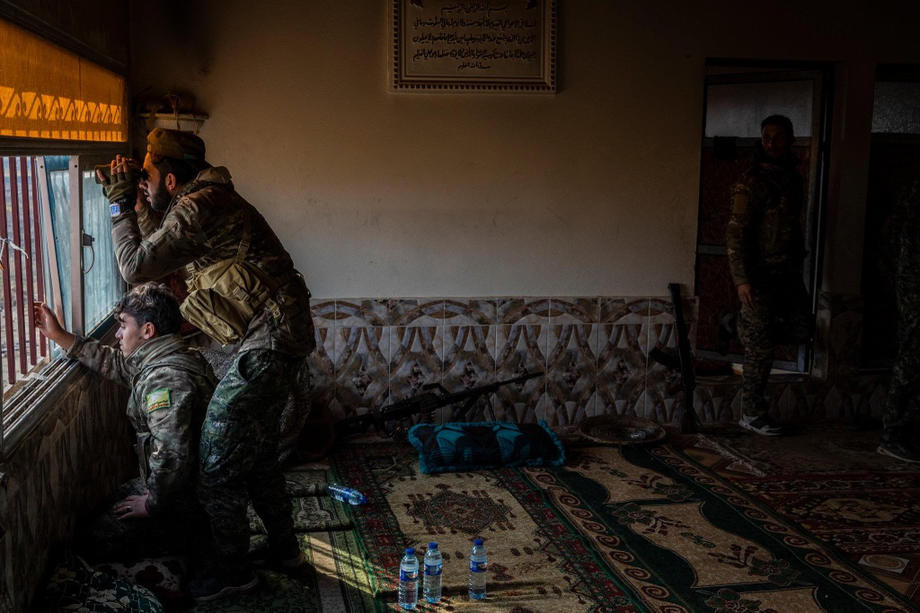 luc luong IS o Syria bi danh bai anh 8