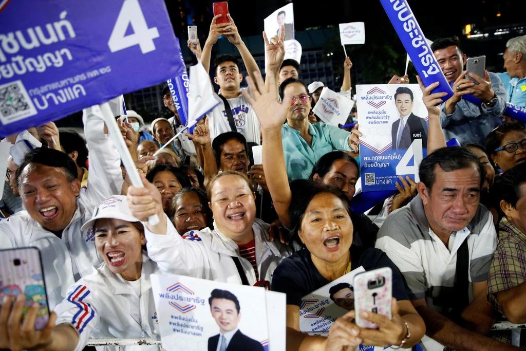 Nhung la phieu quyet dinh ket qua bau cu Thai Lan 2019 hinh anh 6