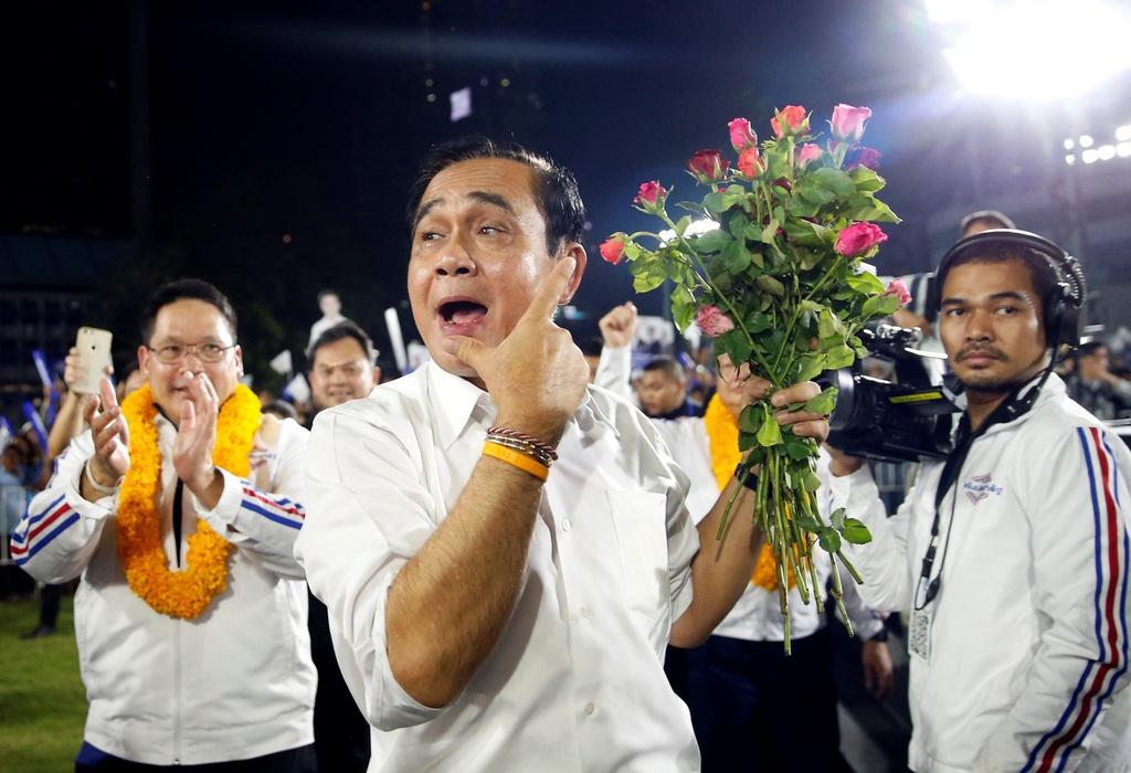 Nhung la phieu quyet dinh ket qua bau cu Thai Lan 2019 hinh anh 4