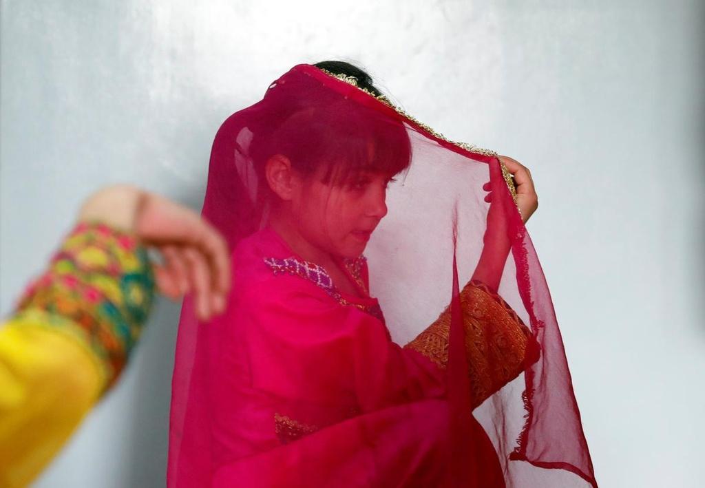 chien tranh Afghanistan gay hai toi tre em anh 1