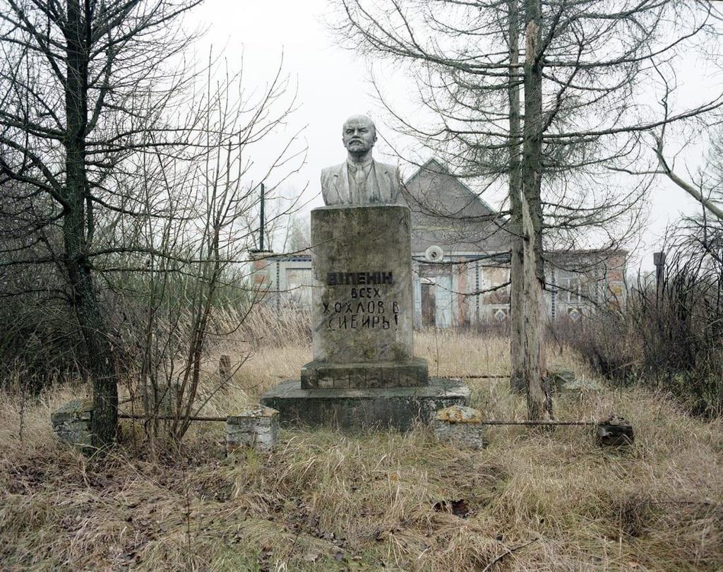 'Thanh pho ma' Pripyat hoang tan hon 30 nam sau tham hoa Chernobyl hinh anh 3