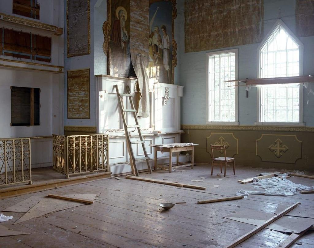 'Thanh pho ma' Pripyat hoang tan hon 30 nam sau tham hoa Chernobyl hinh anh 4