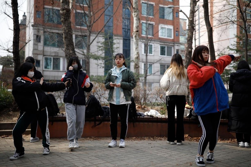 Nuoi mong lam than tuong K-pop, nguoi tre Nhat do xo den Han Quoc hinh anh 10