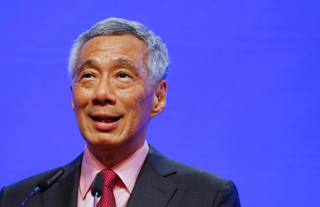 Thu tuong Singapore: Dong Nam A lai o giua 'tro choi lon cua cac nuoc' hinh anh 2