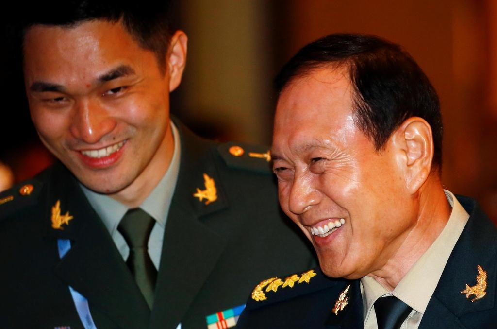Thu tuong Singapore: Dong Nam A lai o giua 'tro choi lon cua cac nuoc' hinh anh 3