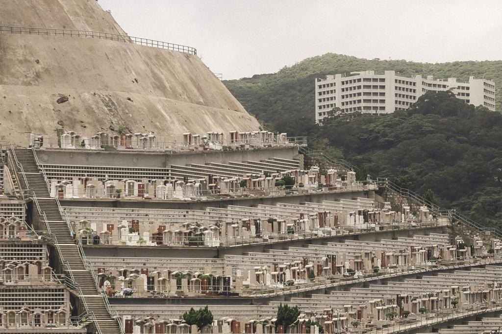 nghia trang Hong Kong anh 4