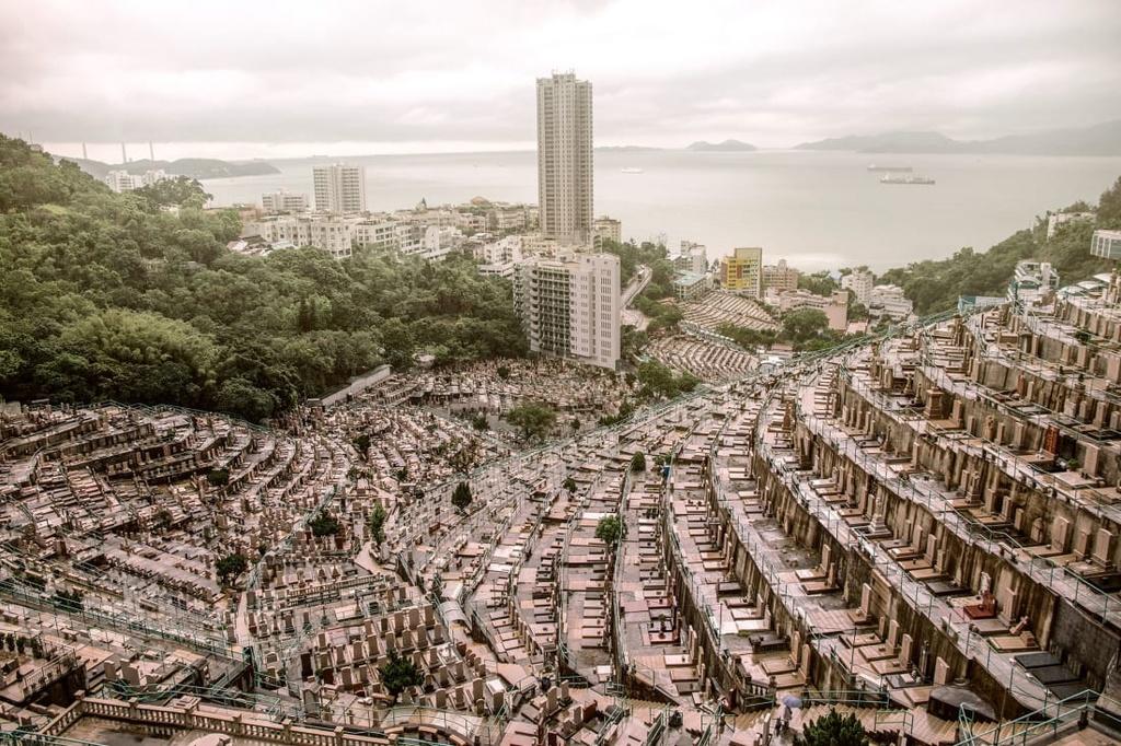 nghia trang Hong Kong anh 11