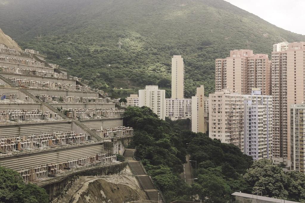 nghia trang Hong Kong anh 12