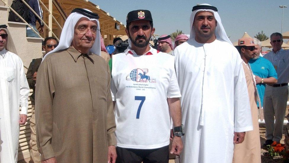 cong chua Dubai anh 3