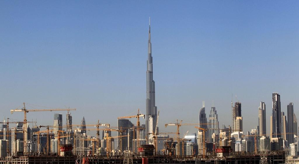 cong chua Dubai anh 2