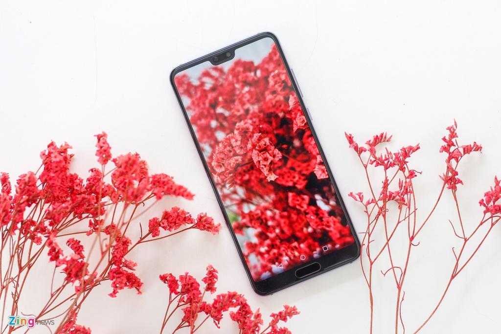 trai nghiem nhanh Huawei P20 Pro anh 8