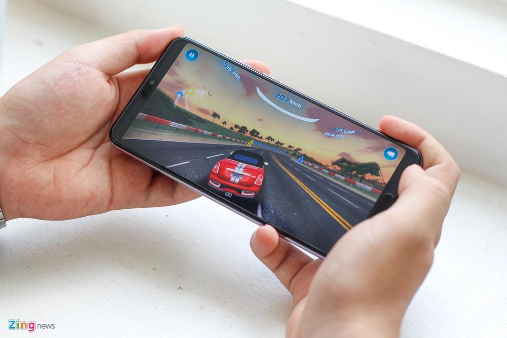 trai nghiem nhanh Huawei P20 Pro anh 13