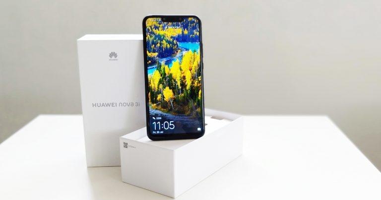Huawei Nova 3i ra mat anh 2