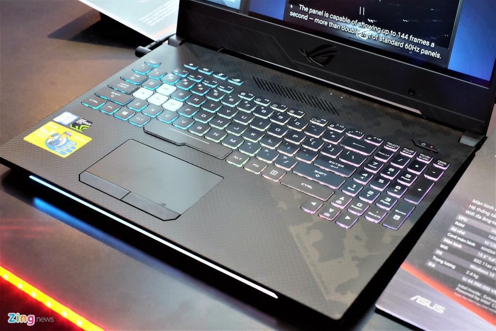 Laptop gaming ROG Strix SCAR II ra mat tai VN, gia tu 44,9 trieu hinh anh 5