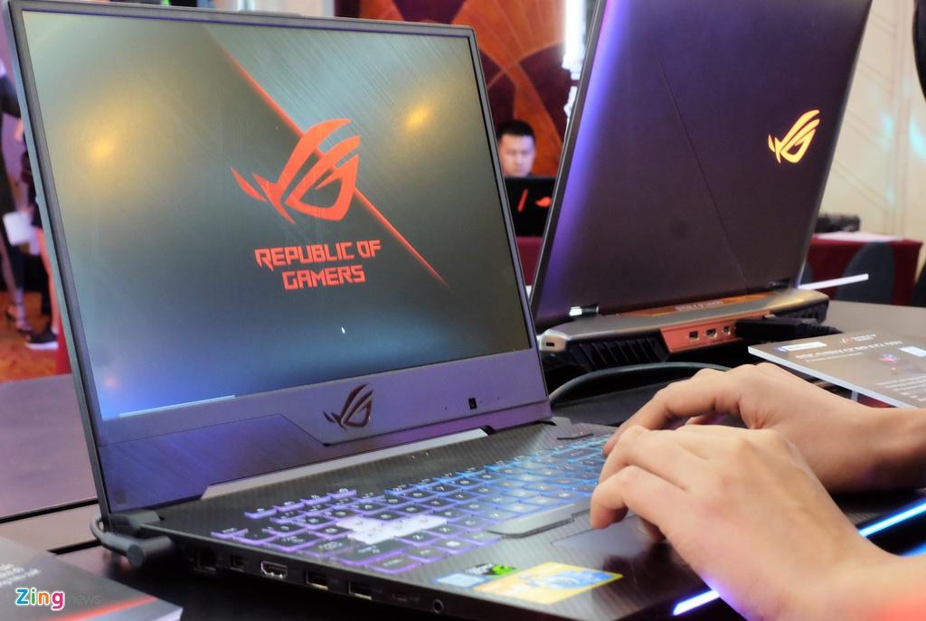 Laptop gaming ROG Strix SCAR II ra mat tai VN, gia tu 44,9 trieu hinh anh 8