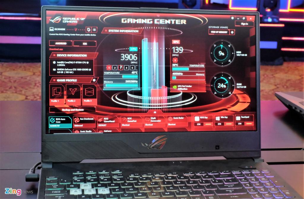 Laptop gaming ROG Strix SCAR II ra mat tai VN, gia tu 44,9 trieu hinh anh 7