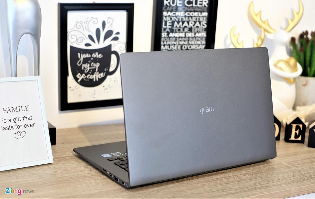 Anh LG gram 2018 - laptop Windows sieu nhe, co the thay MacBook Air hinh anh 3