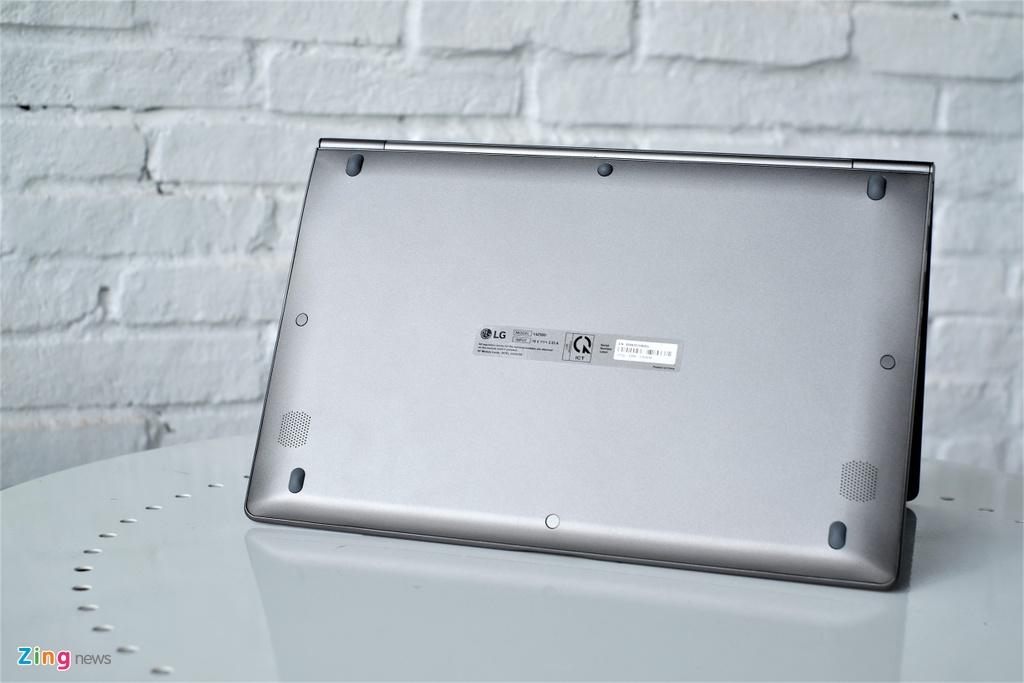 Anh LG gram 2018 - laptop Windows sieu nhe, co the thay MacBook Air hinh anh 8