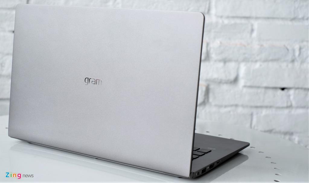 Anh LG gram 2018 - laptop Windows sieu nhe, co the thay MacBook Air hinh anh 11