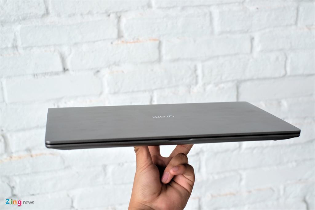 Anh LG gram 2018 - laptop Windows sieu nhe, co the thay MacBook Air hinh anh 2