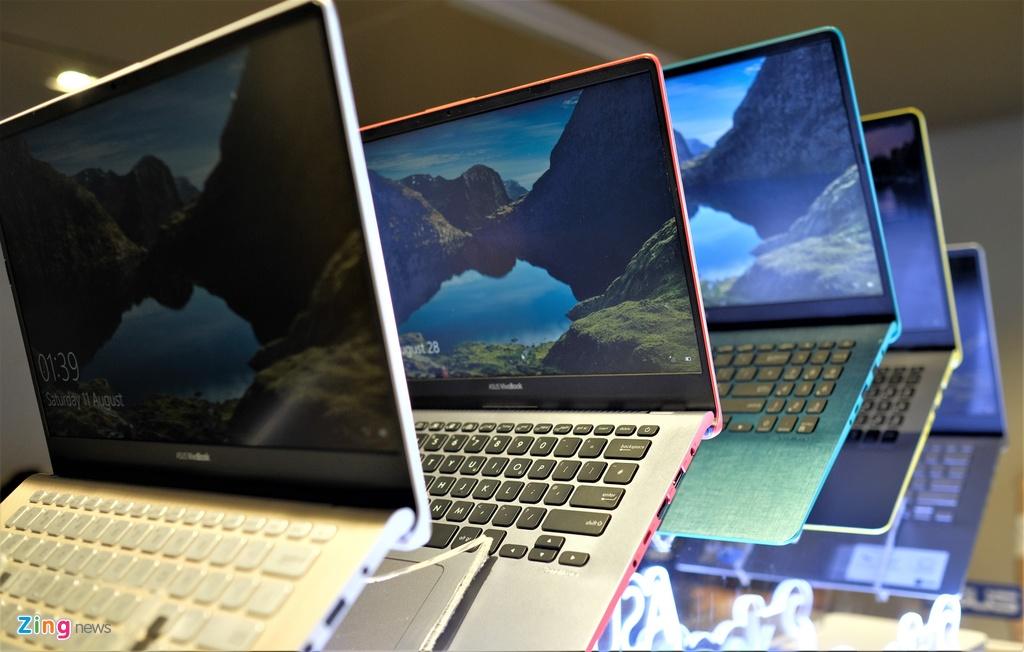 VivoBook S series ra mat o VN, gia tu 13,9 trieu dong hinh anh 2