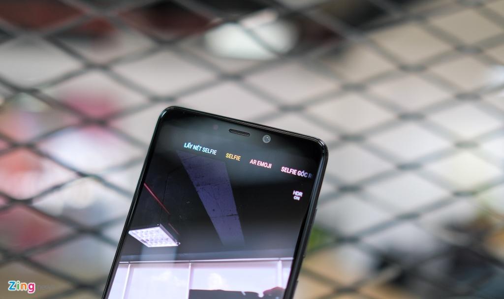 Chi tiet Galaxy A9 2018 4 camera sap ra mat o VN hinh anh 7