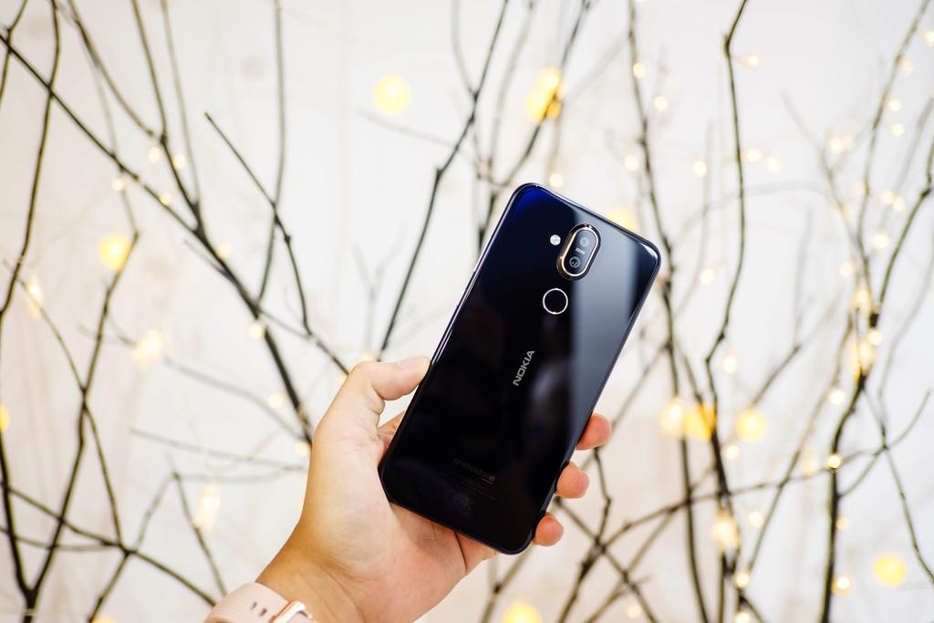 Nokia 8.1 ra mat o VN - Snapdragon 710, gia 7,9 trieu dong hinh anh 2