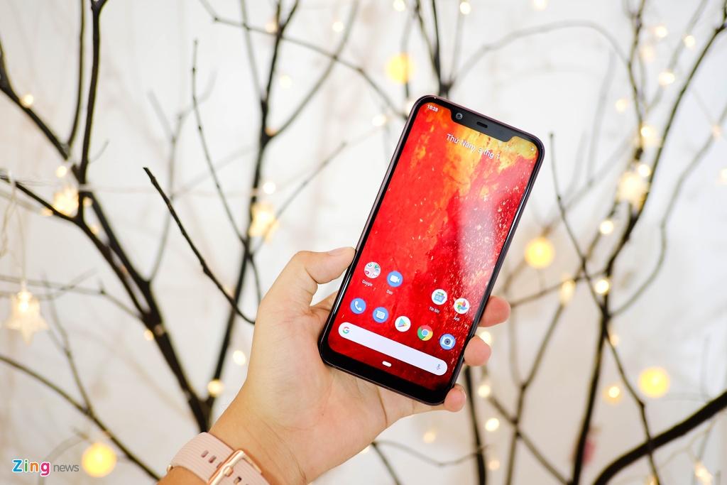 Nokia 8.1 ra mat o VN - Snapdragon 710, gia 7,9 trieu dong hinh anh 6