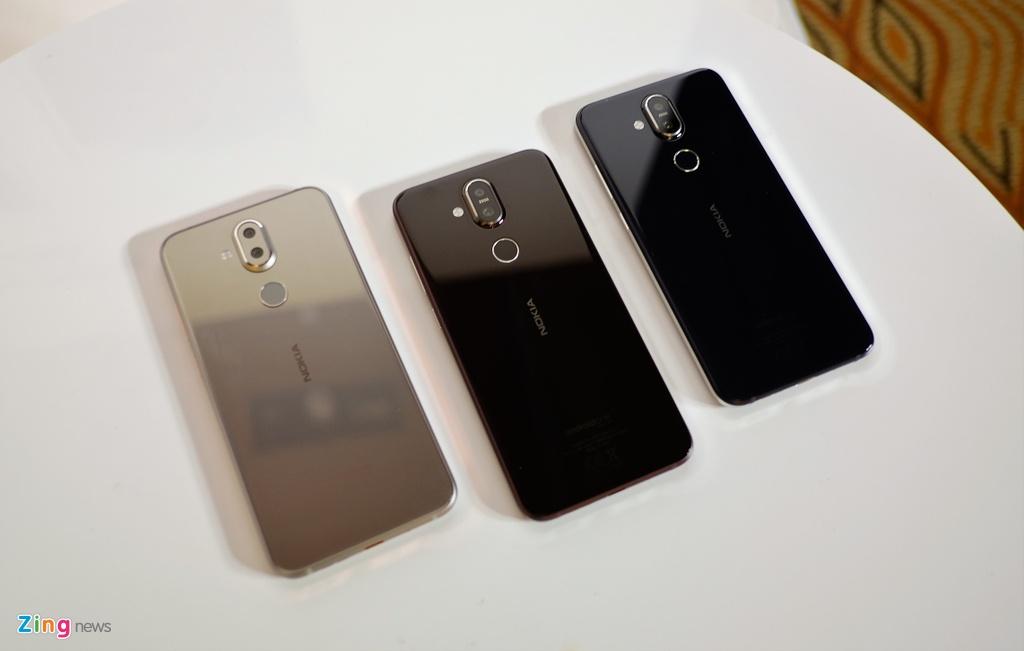 Nokia 8.1 ra mat o VN - Snapdragon 710, gia 7,9 trieu dong hinh anh 5