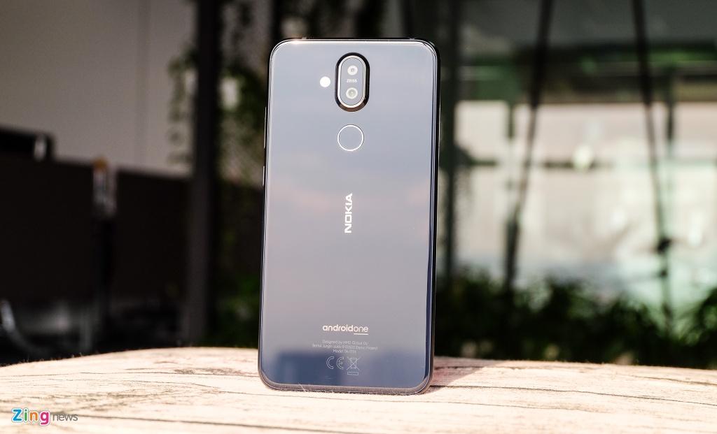 Danh gia Nokia 8.1 anh 9