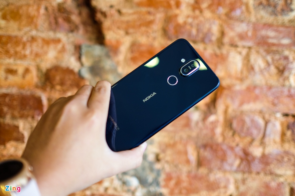 Danh gia Nokia 8.1 anh 6