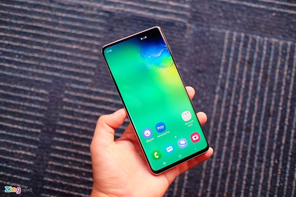 Mo hop Galaxy S10+ vua ra mat tai VN, gia tu 23 trieu dong hinh anh 3
