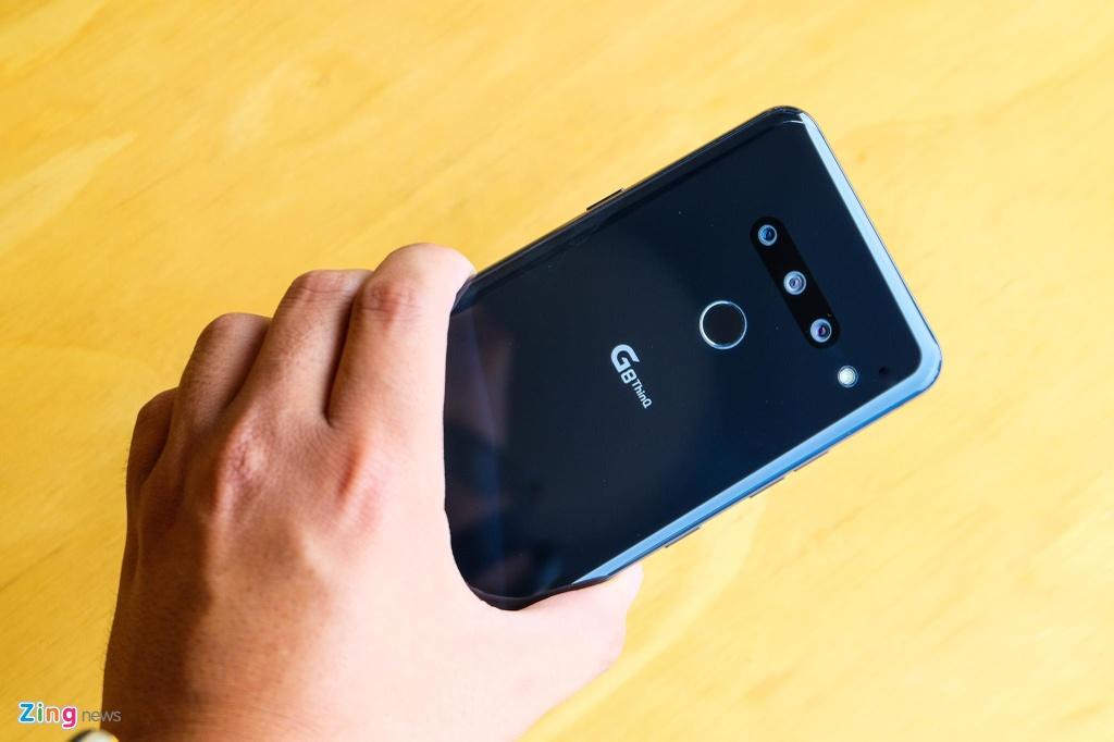 LG G8 ThinQ ve VN - mo khoa bang long ban tay, gia 17 trieu hinh anh 6