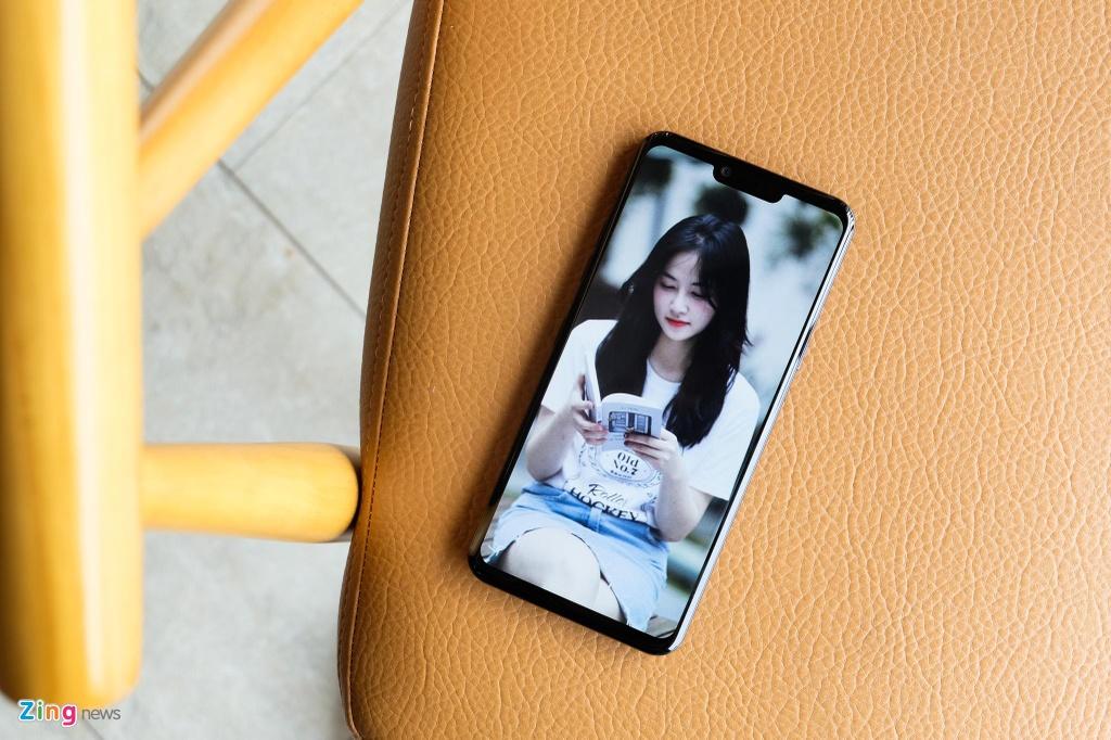 LG G8 ThinQ ve VN - mo khoa bang long ban tay, gia 17 trieu hinh anh 10