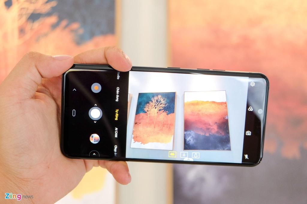 LG G8 ThinQ ve VN - mo khoa bang long ban tay, gia 17 trieu hinh anh 5