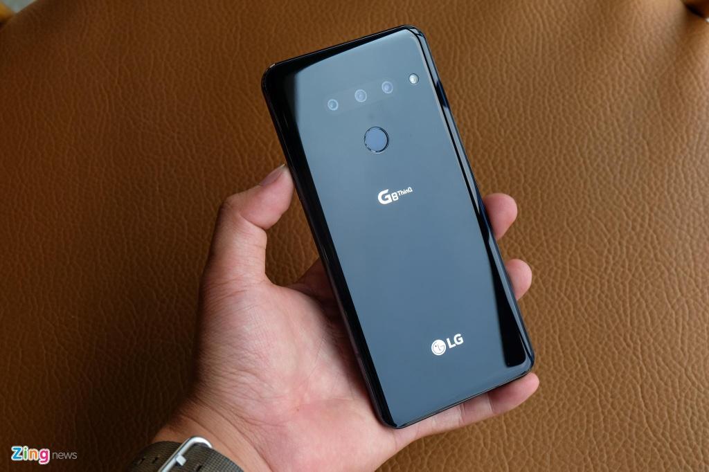LG G8 ThinQ ve VN - mo khoa bang long ban tay, gia 17 trieu hinh anh 3